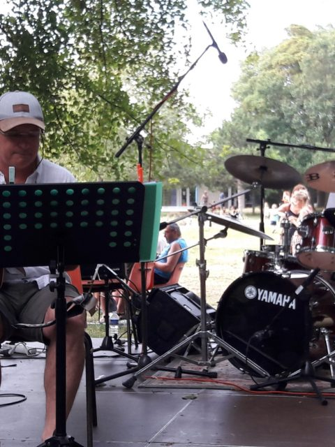Retour en image sur la fête de la musique du 23 juin