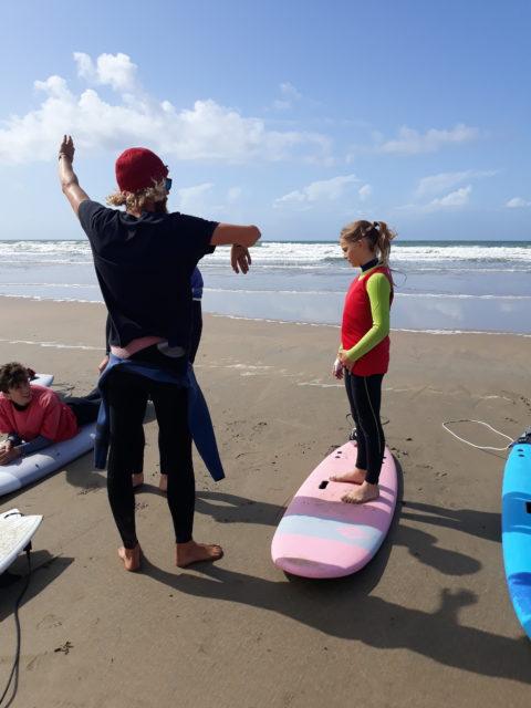 Retour sur la journée surf du 22 septembre
