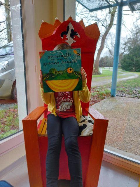 Les Fripouilles présentent leur livre préféré